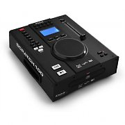 DJ kontroller Ibiya Scratch 100, DJ CD-lejátszó, USB, MP3