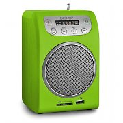 Denver TRM-510C Radio USB-SD-MP3 AUX batteria Nokia