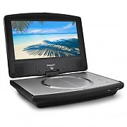 mobiler DVD-Player Marquant MPDM-26 23cm-Display