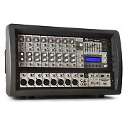Power Dynamics PDM-C802A aktiver 8-Kanal-Mixer USB SD