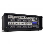 Power Dynamics PDM-C801A aktiver 8-Kanal-Mixer USB SD