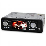 Denver CUT-301 Autoradio con lettore multimediale display 7,6cm USB SD