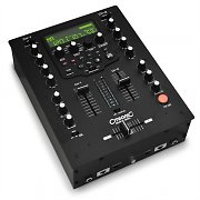 2-Kanal DJ-Mixer Citronic SMFX-200 DSP USB MAC PC
