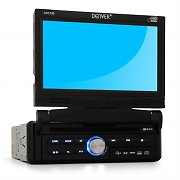Denver CAT-730 Moniceiver 18cm-Touchscreen DVD USB SD