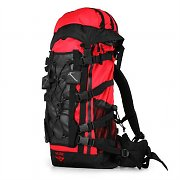 ProAction 60 + 10 Liter Trekking-Rucksack Camping rot