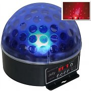 Beamz Jelly DJ Ball Effetto luce LED DMX RGB