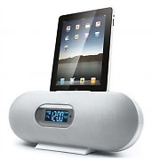 Muse M158-IPW iPad-iPod-iPhone-Docking-Station weiss