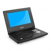 Denver MT-910 lettore DVD portatile CD MP3 SD USB