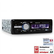 Auna MD-120 Autoradio USB SD MP3 4x75W Line-Out