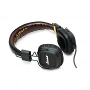 Marshall Major Headphones Black mit Freisprecheinrichtu