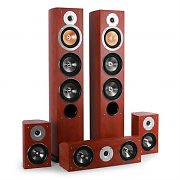 Akai 220534HR Hometheatre-Set 5 pezzi 850W