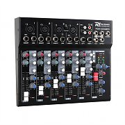 Power Dynamics PDM-L604MP3 mixer DJ a 6 canali USB SD