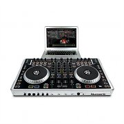 Numark N4 Digital DJ Player 4 Decks USB Audio Interface