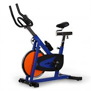 Klarfit IRON SPEED Ergometro Professionale