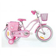 "Hello Kitty Flowers bicicletta bambino 40,64cm (16"")"