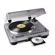 Ion Audio LP2CD USB-Turntable CD-Recorder Harddisk