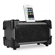 Denver IFI-140 docking station iPod-iPhone AUX carbone