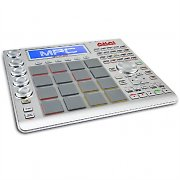 Akai MPC Studio DAW Controller MIDI USB ultraflach