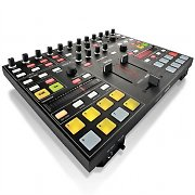 Novation Twitch Mixer DJ MIDI con USB Touchstrip