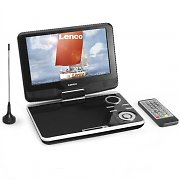 Lenco DVP-941 tragbarer DVD-Player USB SD DVB-T-Tuner