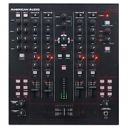 American Audio 14 MXR 4-Kanal-DJ-Mixer USB-MIDI PC MAC