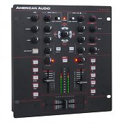 American Audio 10 MXR Mixer 2 canali USB MIDI XRL