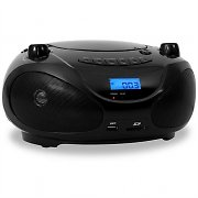 VOV Digital BB-2011BK Stereo Portatile USB SD MP3 AUX