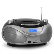 VOV Digital BB-2011BKS Stereo Portatile USB SD MP3 AUX