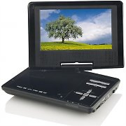 "SEG DPP 1125 DVD player portatile 18cm (7"") USB SD"