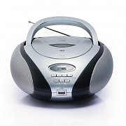 SEG BB 1320 Boombox CD MP3 USB AUX FM Con Batterie