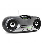 One by SEG AP124 Boombox USB AUX FM AM MP3 A pile