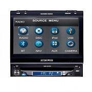 "Audiovox VME 9315 TS Autoradio multimediale 7"" DVD USB MP3"
