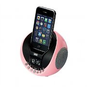 SEG CR 116iROUND radiosveglia Dock iPod/iPhone AUX FM