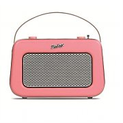 Akai APR 220 radio vintage retro' AUX rosa