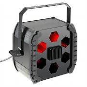Cameo CLMOVER1 effetto LED moonflower DMX 9W tri colour