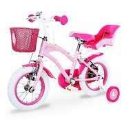 "Hello Kitty Flowers bicicletta per bambini 30,48cm (12"")"
