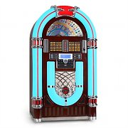Majestic JB 3710TT Jukebox Giradischi USB SD CD