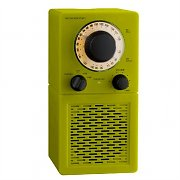 SCANSONIC Portables FM/AM Radio P2501 lime mit Akku