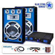 "PA Set Blue Star Series ""Beatstar"" 2000W"