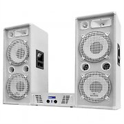 "DJ-PA Set White Star Series ""Arctic Ice"" 2000W"