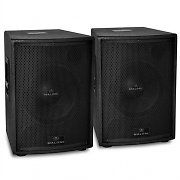 "Malone Paar passive PA-Subwoofer 30cm (12"") 3000Wmax."