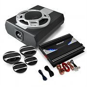 Auna SPL Black Line 560 Set Car HiFi 4.1  5000W