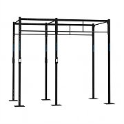 CAPITAL SPORTS Dominate R 293.179 Basis Rack 6 x PU Station 2 x Squat Station