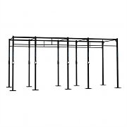 CAPITAL SPORTS Dominate R 580.179 Basis Rack 12 x PU Station 4 x Squat Station