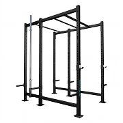 CAPITAL SPORTS Dominate Edition Set 9 Basis Rack Rig 1 x Paar J-Cups