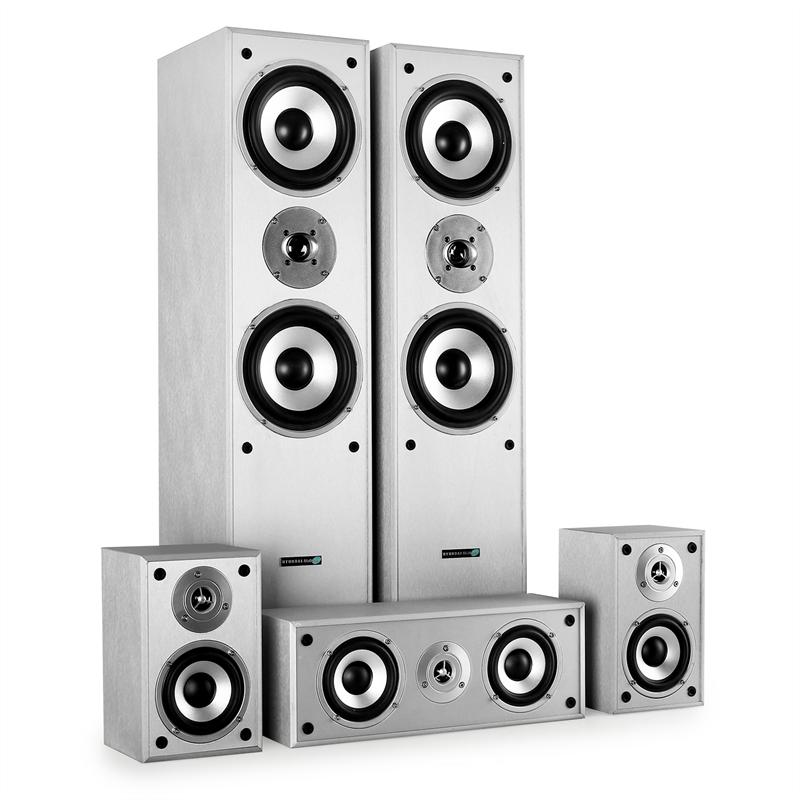 Surround Lautsprecher Boxen Set Heimkino 1150W