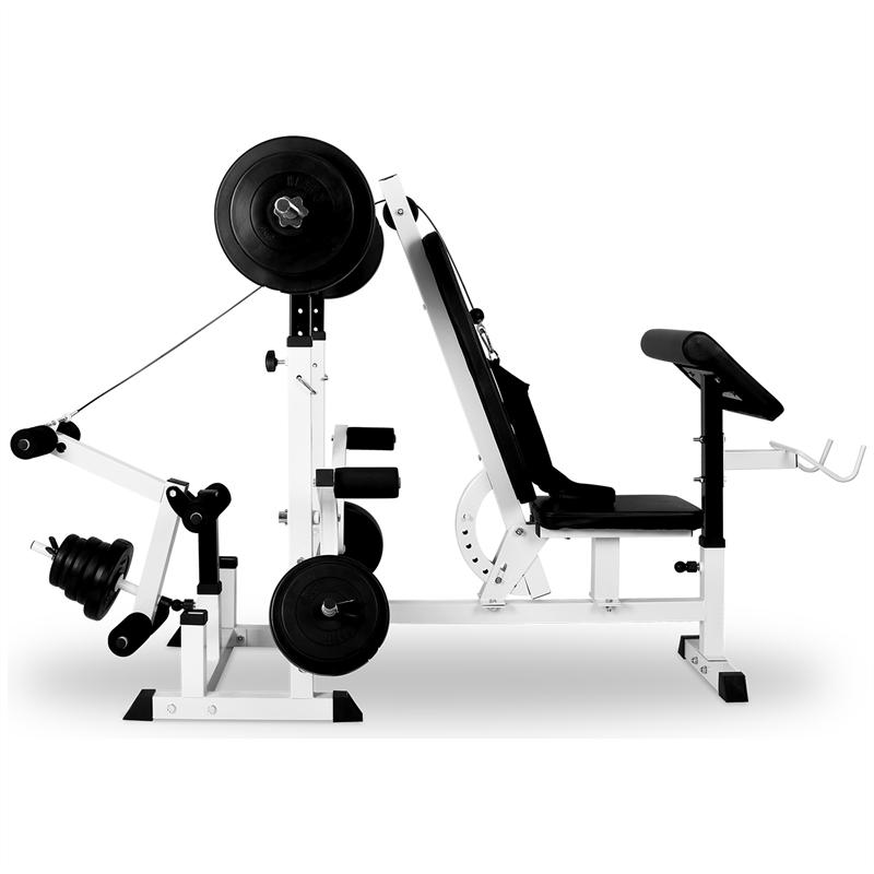 -occasion-klarfit-banc-de-musculation-station-a-charge-guidee-curler-butterfly