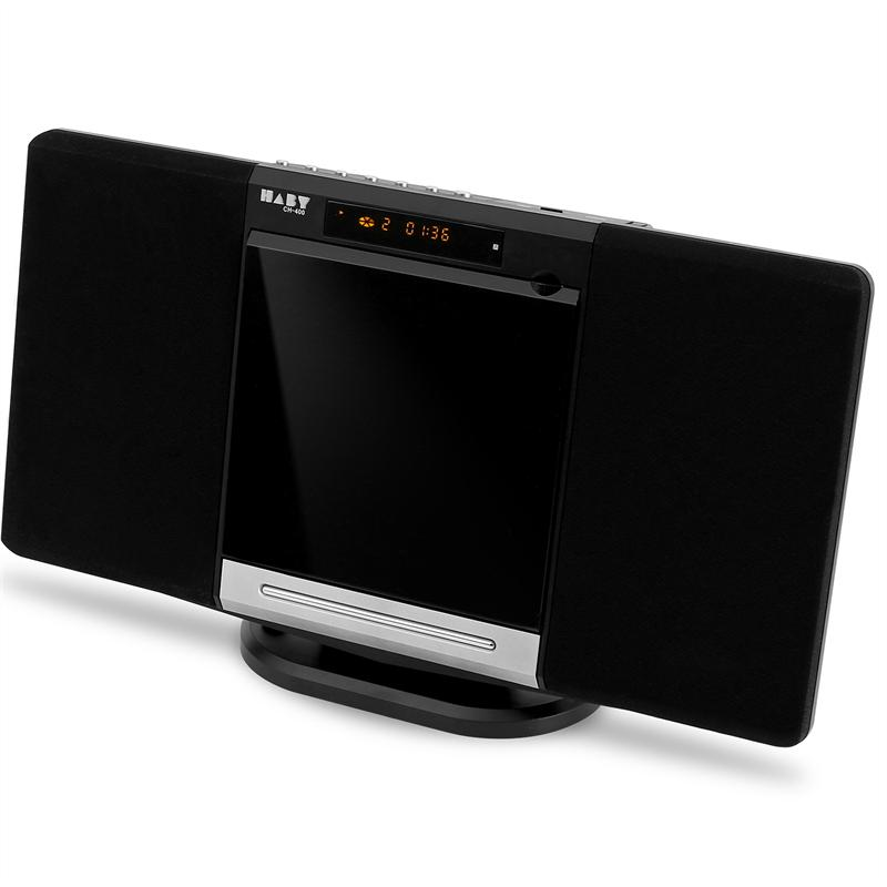 VERTIKAL-STEREO-MUSIK-ANLAGE-USB-SD-MP3-CD-PLAYER-KOMPAKT-SOUND-SYSTEM-UKW-RADIO