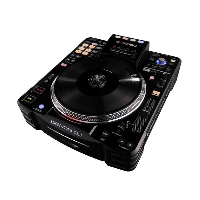 Denon DN-SC3900 Single DJ-Controller