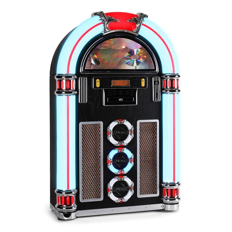 RR1600 Jukebox USB SD AUX CD UKW/MW MP3